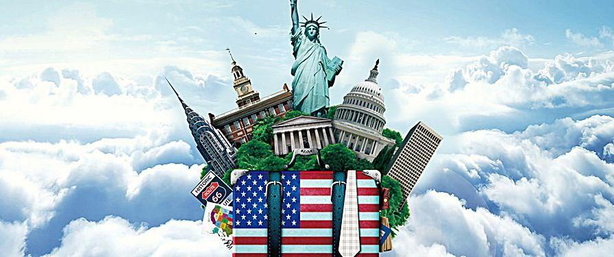 美国旅游美景