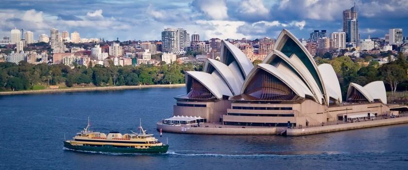 澳洲旅游美景