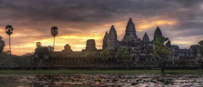 柬埔寨旅游美景