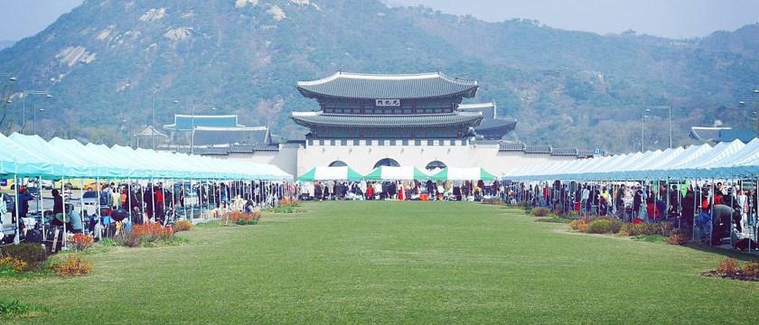 韩国旅游美景