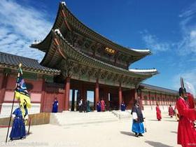 韩国专题旅游