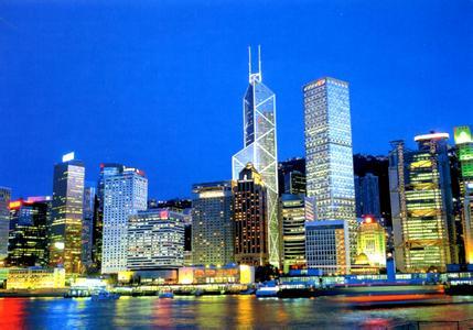 香港专题旅游