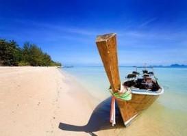 长滩岛专题旅游